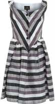 Vivienne Westwood Liquorice Stripe Saturday Dress