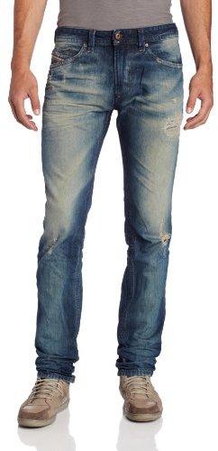 Diesel Men's Thavar Slim Skinny Leg Jean 0816K