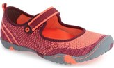 Jambu 'Sora 2' Water Repellent Knitted Mary Jane Flat (Toddler, Little Kid & Big Kid)