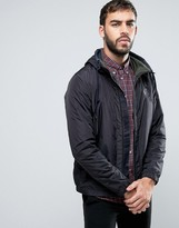 Paul Smith Hooded Jacket PS Logo in Black