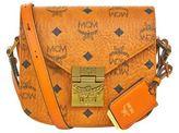 MCM Patricia Visetos Mini Shoulder Bag