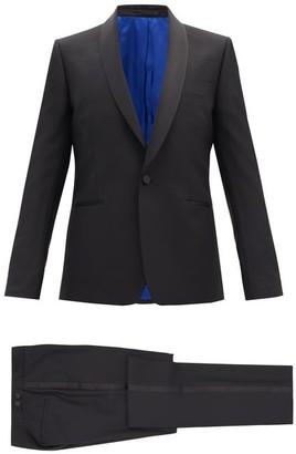 Paul Smith Single-breasted Shawl-lapel Soho-fit Tuxedo - Black