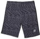 New Balance Little Boy's Fashion Perforated Shorts