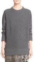 Jason Wu Women's Cashmere & Wool Blend Textured Sweater