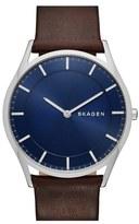 Skagen 'Holst' Round Watch, 40mm