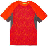 Avia Short Sleeve Crew Neck T-Shirt-Big Kid Boys