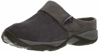 Easy Spirit Women's Eliana Mule NAVY/DARK GREY SUEDE 8.5 M US