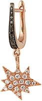 Diane Kordas Diamond & rose-gold Explosion earring