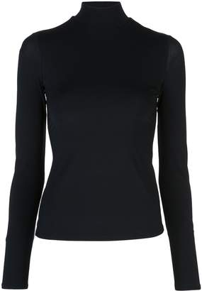 The Row turtleneck long sleeve top