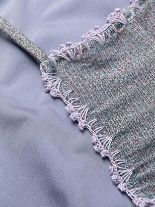 Anjuna Marisa knitted swimsuit