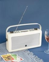 VQ Hepburn II Digital Radio & Bluetooth Speaker In Cream