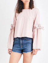 Free People So Obviously Yours cotton top