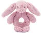 Jellycat Infant Bashful Bunny Grabber Rattle