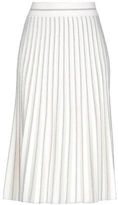 D-Exterior D.EXTERIOR 3/4 length skirt