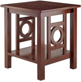 Winsome Wood Ollie End Table
