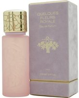 Houbigant QUELQUES FLEURS Royale by QUELQUES FLEURS Eau De Parfum Spray 3.4 oz
