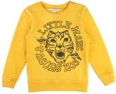 Little Marc Jacobs Tiger Head Sweatshirt