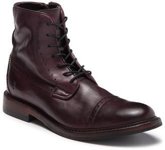 Frye Murray Cap Toe Boot