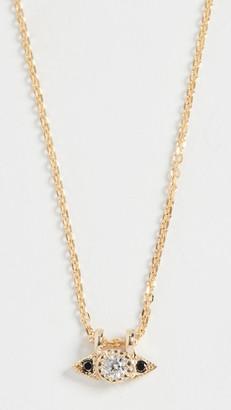 Jennie Kwon Designs 14k Diamond Spear Necklace