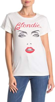 Recycled Karma Blondie Face Graphic T-Shirt