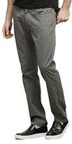 Kenneth Cole New York Men's Five-Pocket Slim-Fit Pant