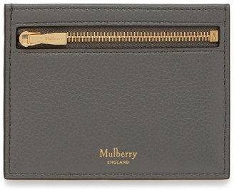 Mulberry New Zipped Credit Card Slip
