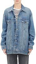 Denim x Alexander Wang Women's Oversized Denim Jacket
