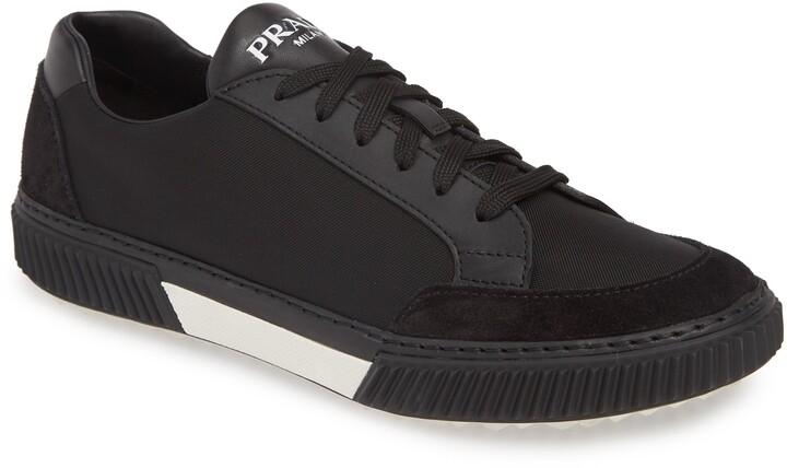 Prada Linea Rossa Stratus Low Top Sneaker