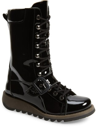 Fly London Selu Lace-Up Boot