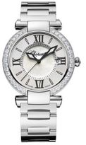 Chopard Imperiale Diamond, Mother-Of-Pearl & Stainless Steel Bracelet Watch