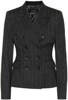 Isabel Marant Pinstripe wool-blend blazer