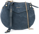 Jimmy Choo saddle bag - women - Suede - One Size