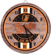 Unbranded Baltimore Orioles Metal Wall Clock