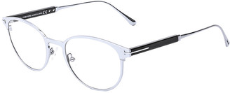 Tom Ford Men's Ft5482 50Mm Optical Frames
