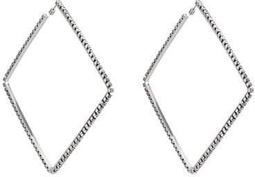 f8225911c998c6 Square Hoop Earrings - ShopStyle