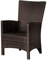 Barlow Tyrie Savannah Outdoor Dining Armchair, Natural