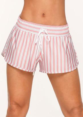 Lorna Jane Vintage Stripe Run Short