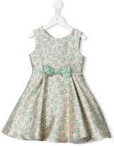 La Stupenderia floral tea dress
