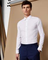Ted Baker Phormal cotton marl shirt