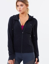 Running Bare RB Conditioning Zip-Front Hoodie