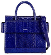 Givenchy Horizon Mini Python Satchel Bag