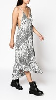 Azalea Tropic Strappy Back Dress