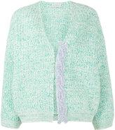 Vika Gazinskaya chunky knit cardigan - women - Wool - L