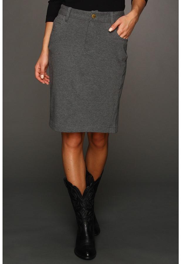Stetson Charcoal Heather Fleece (Grey) - Apparel