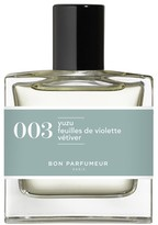 Bon Parfumeur 003 Yuzu Violet Leaves Vetiver Cologne 30ml