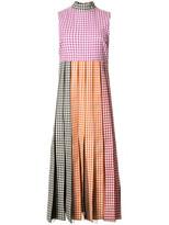 Christopher Kane gingham dress