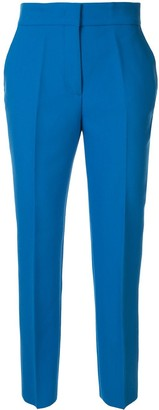 MSGM classic tailored trousers
