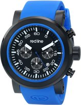 Redline Red Line Men's RL-50050-BB-01-BLAS Torque Sport Analog Display Japanese Quartz Blue Watch