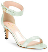 Kate Spade Elsa Patent Leather Sandals