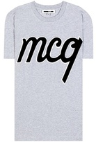McQ by Alexander McQueen Cotton T-shirt